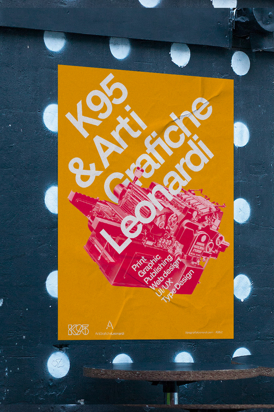 Studio K95 - Alphabet - Poster 02