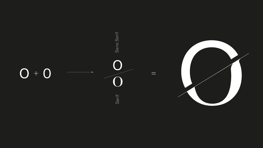 Opposti - Symbol