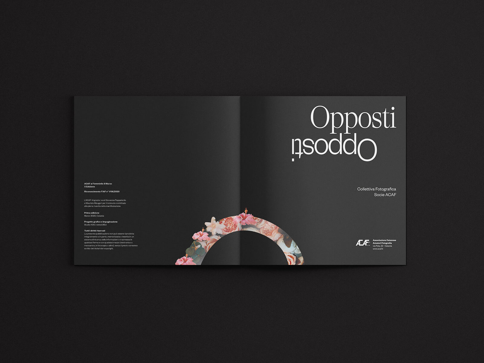 Opposti - Catalogue