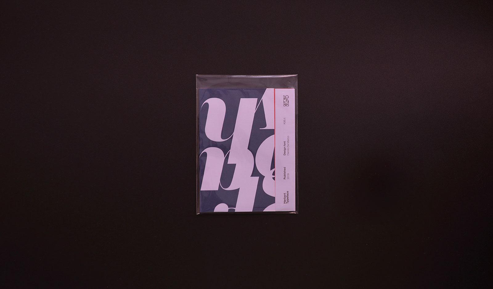 Herbert Typeface - Specimen