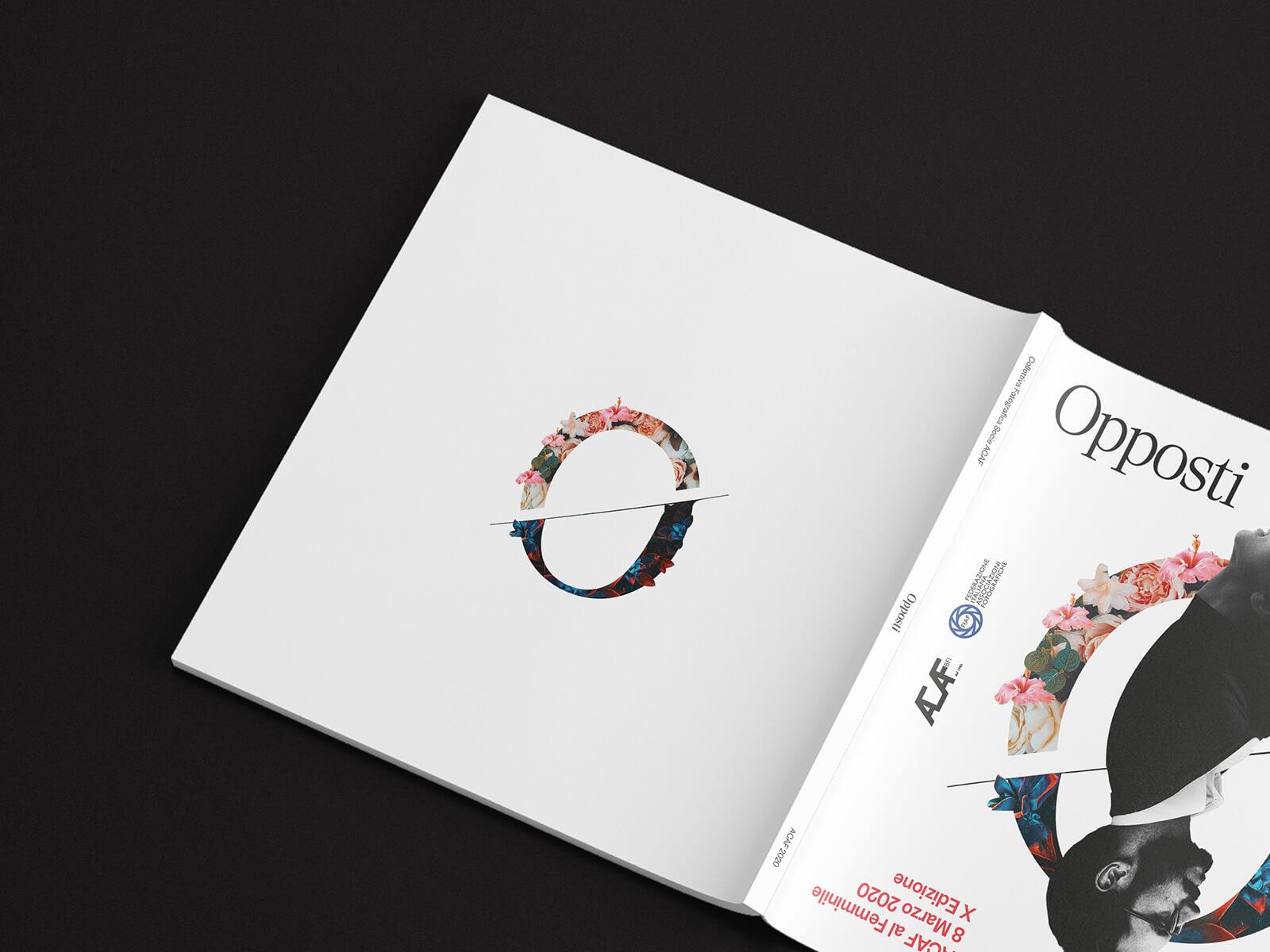 Opposti - Back cover