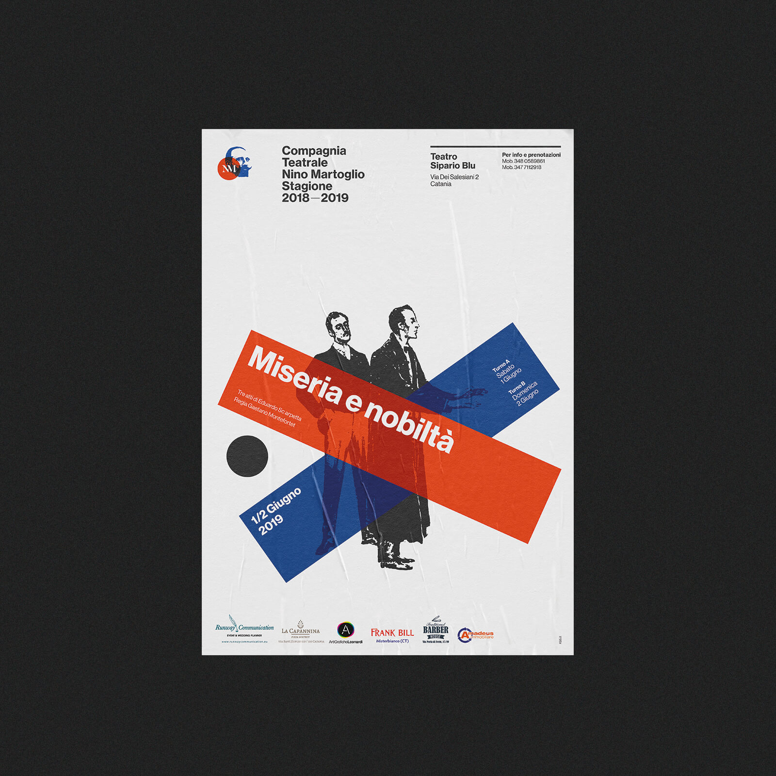 Nino Martoglio - Brand Design