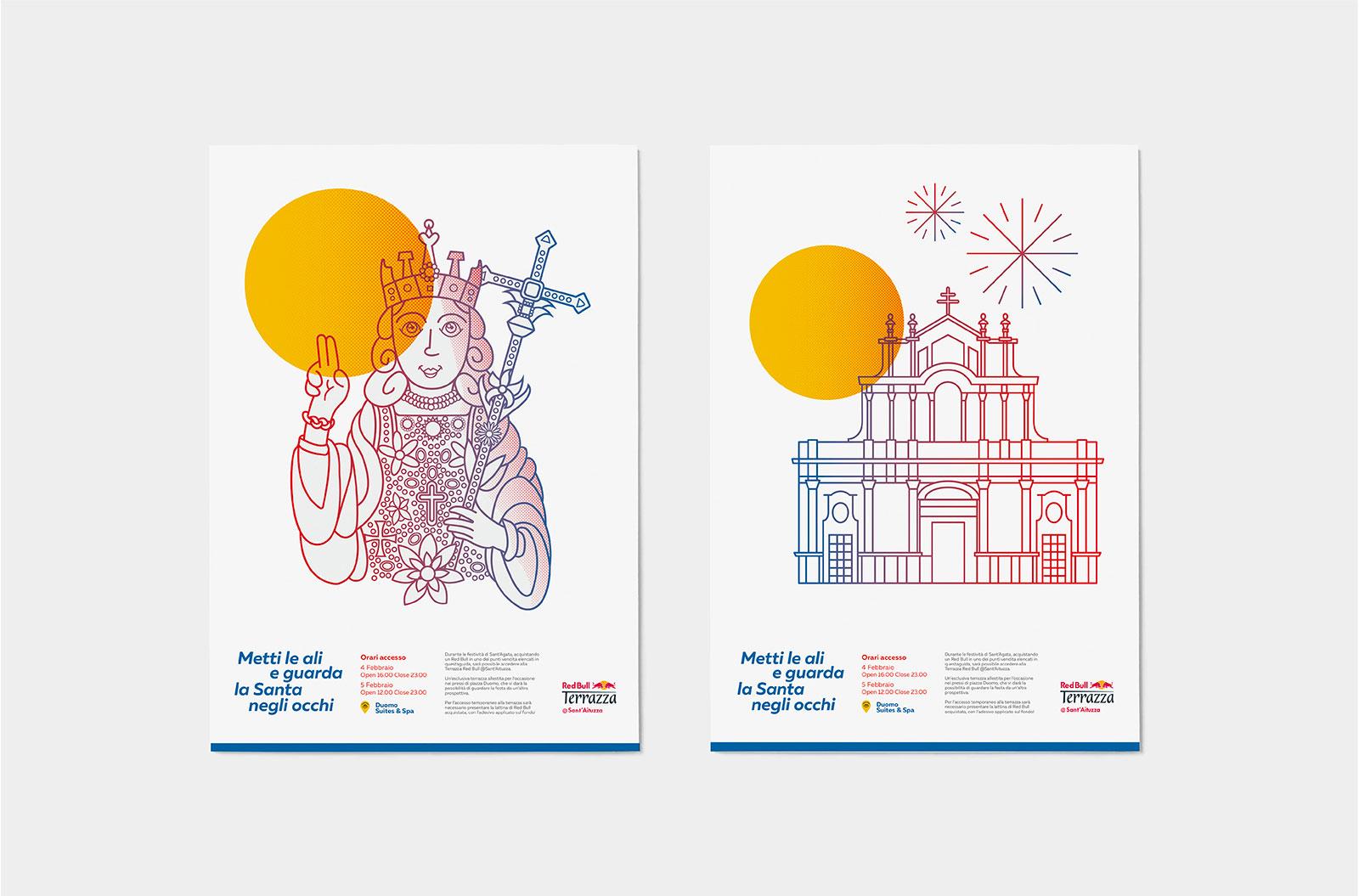 Studio K95 - Red Bull Sant'Agata - Poster