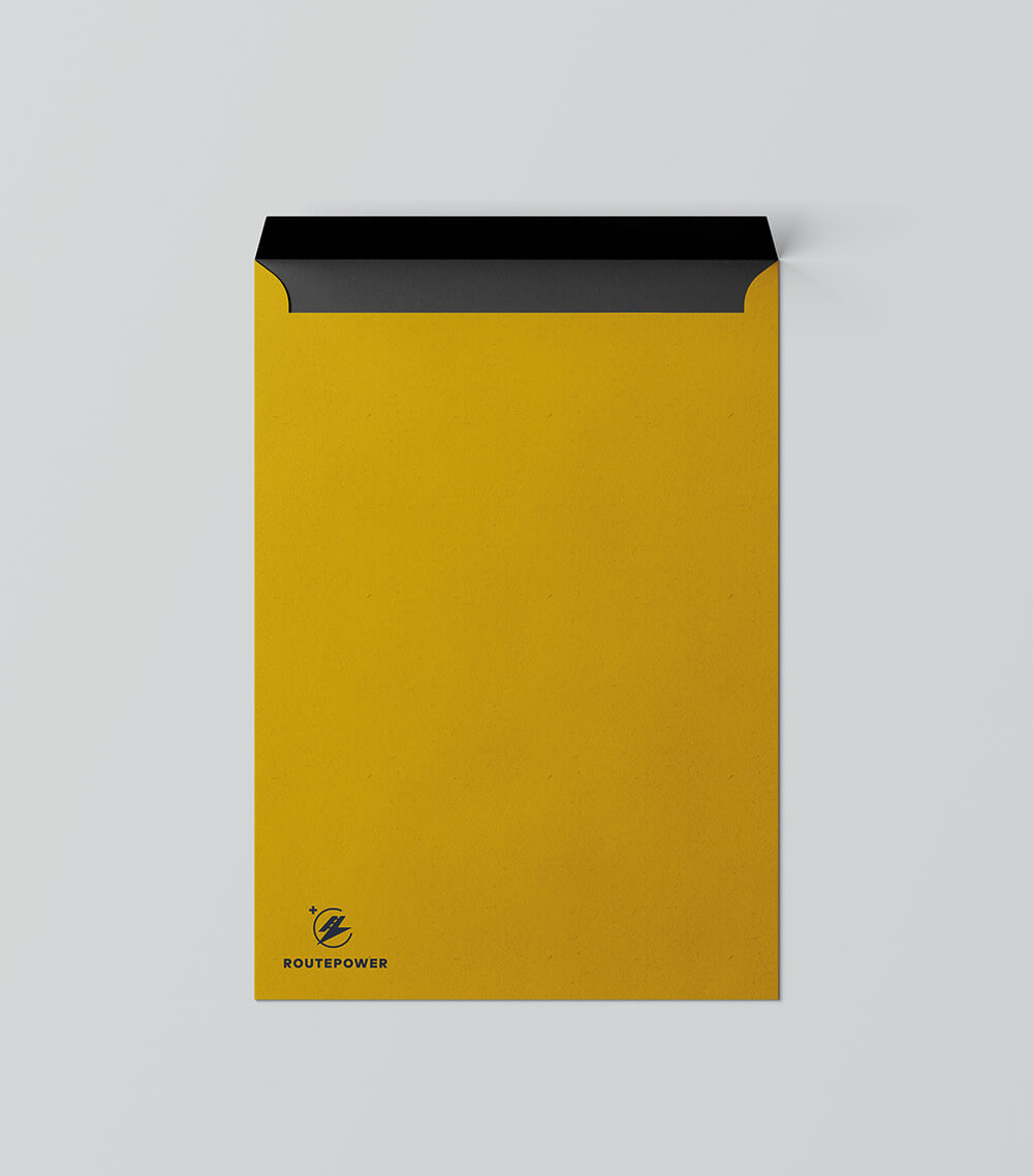 Routepower - Envelope