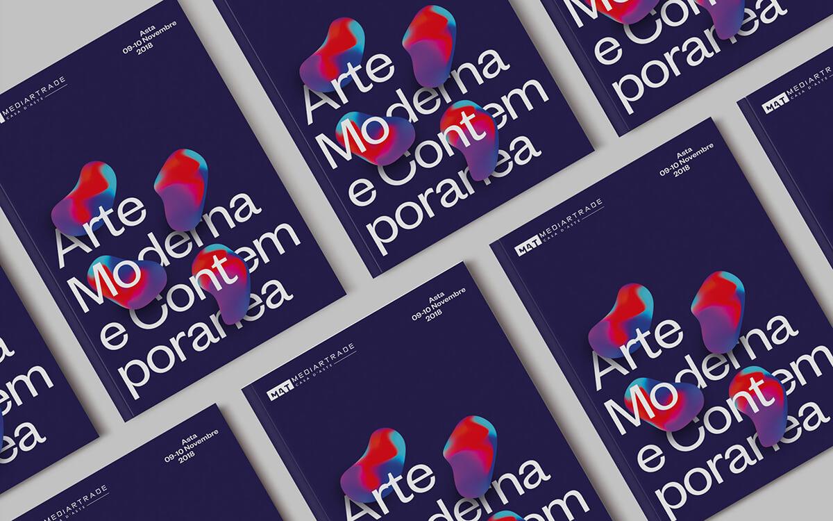 Mediartrade Exhibition - cover catalogo