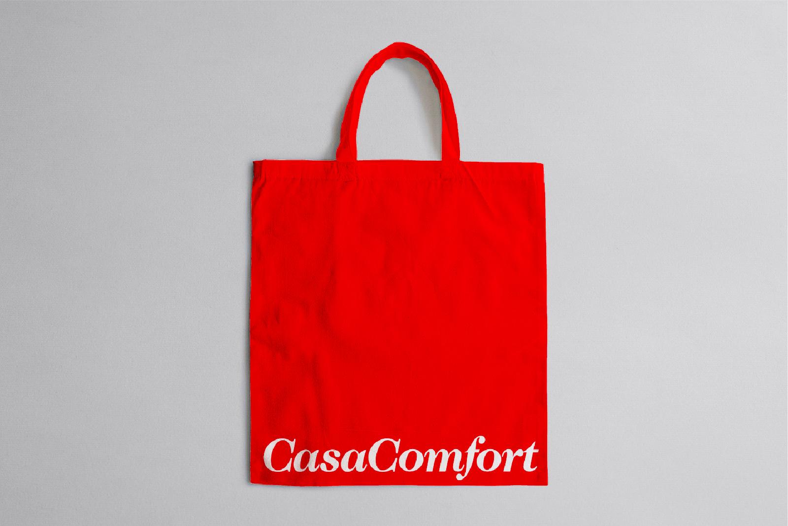 Casa Comfort - Tote Bag