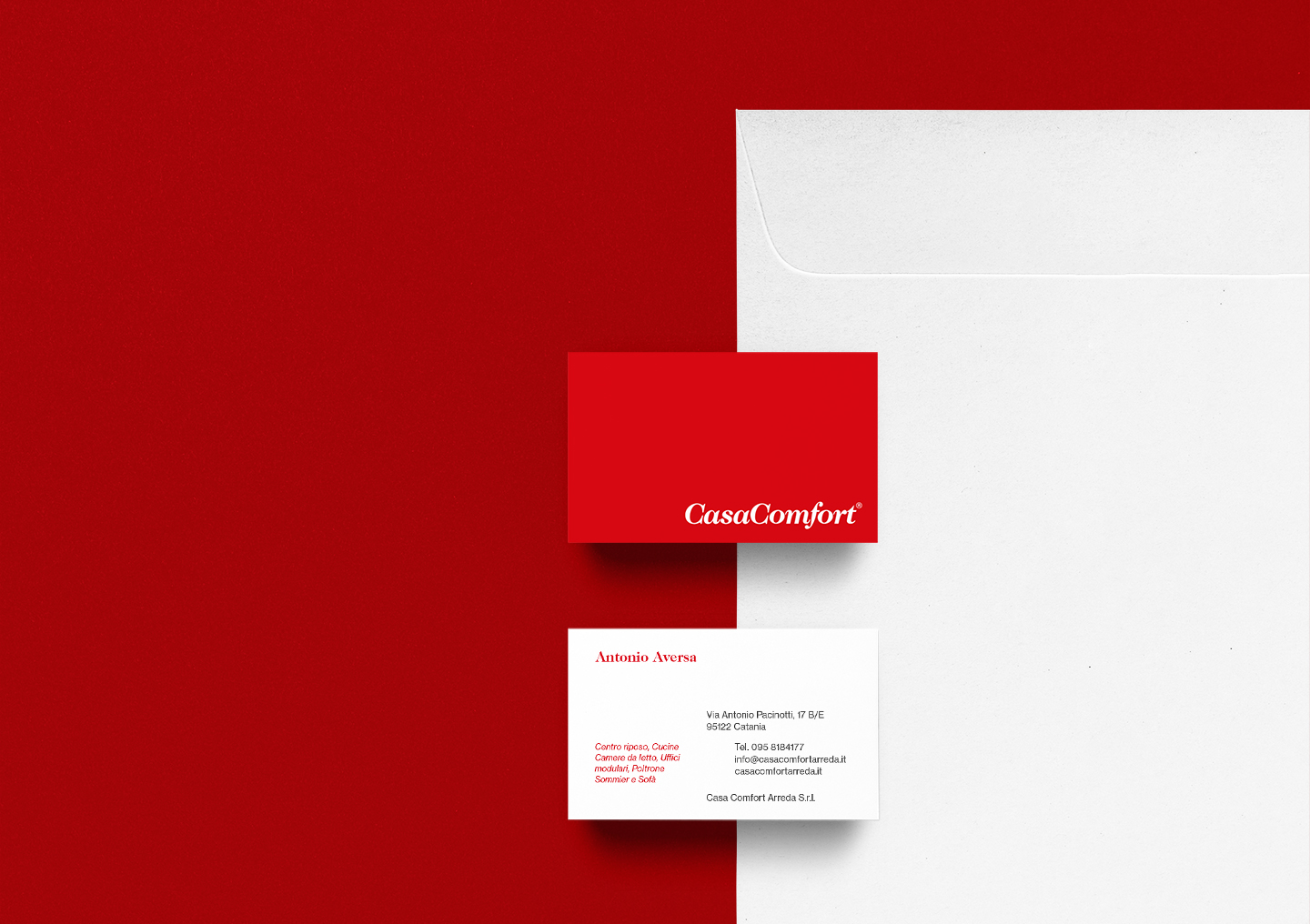 Casa Comfort - Business Card
