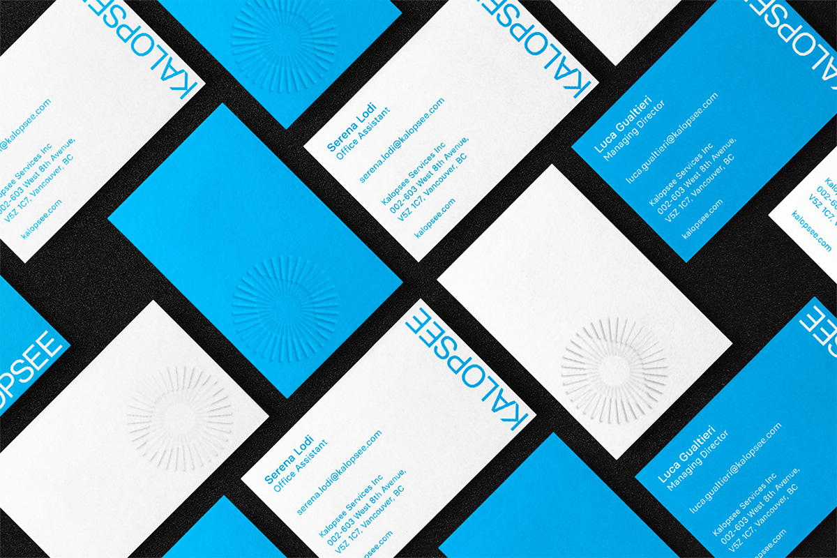 Kalopsee - Business Card