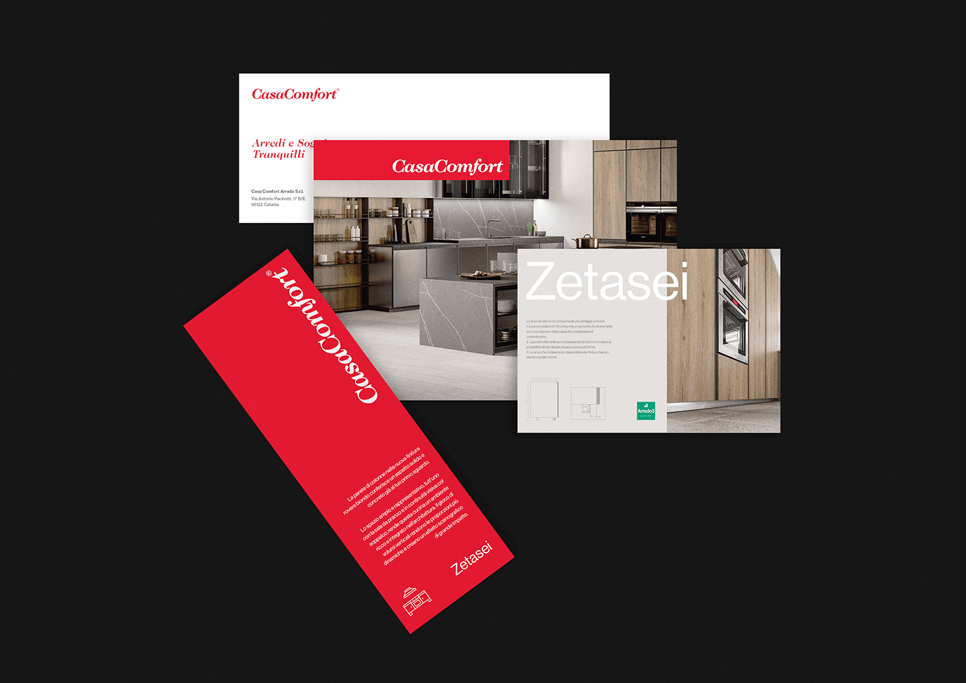 Casa Comfort - Corporate Image