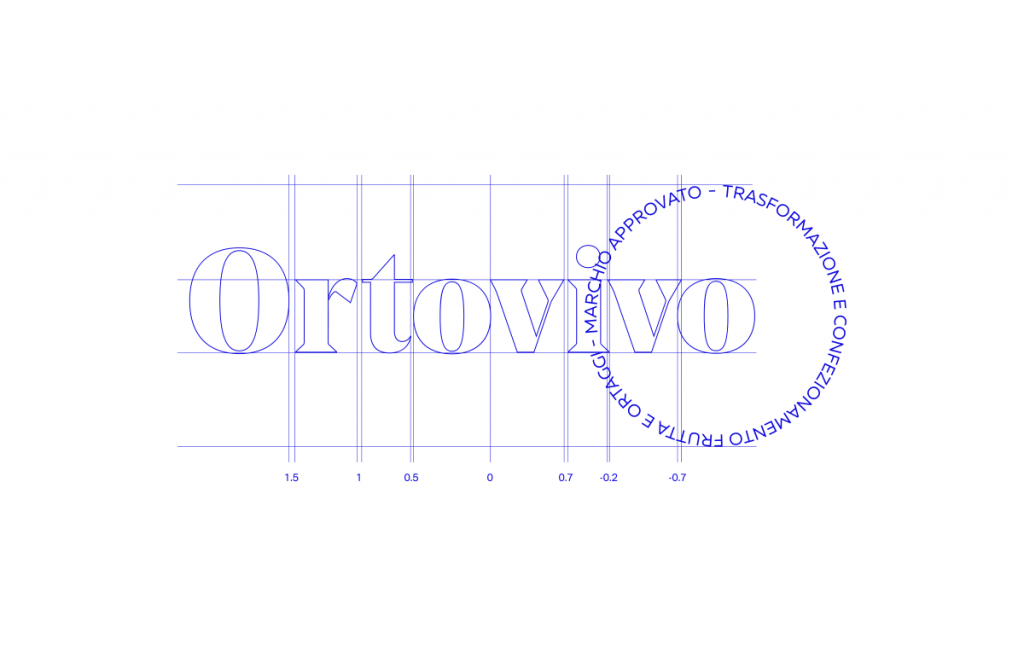 Ortovivo - Logo design