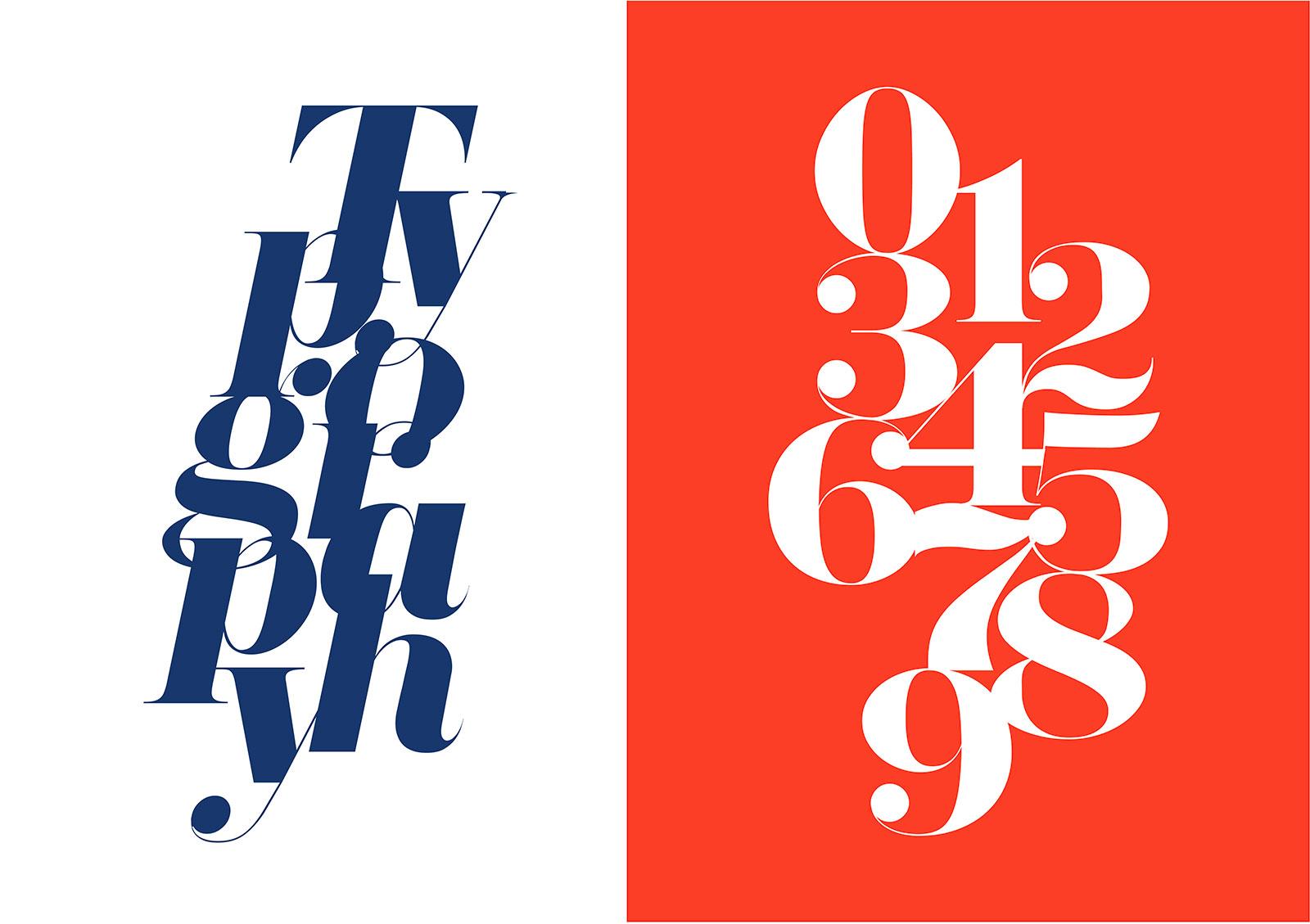 Herbert Typeface - Typography