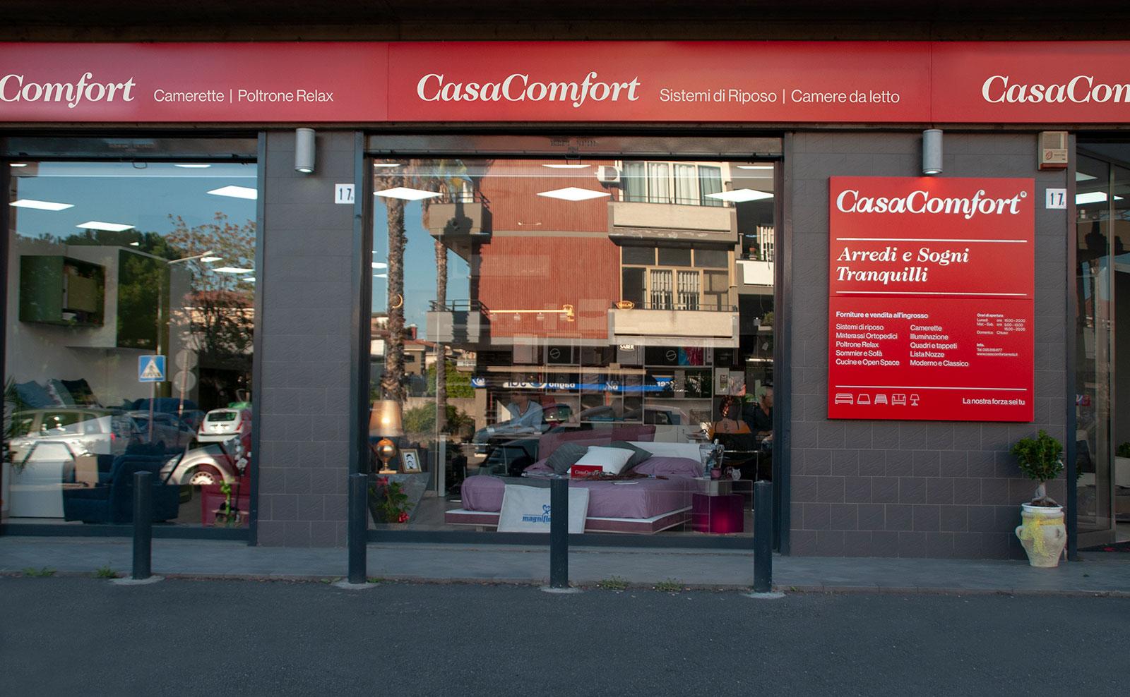 Casa Comfort - Insegna