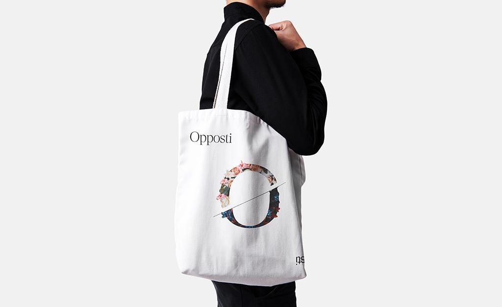 Opposti - Photo Exhibition - Bag