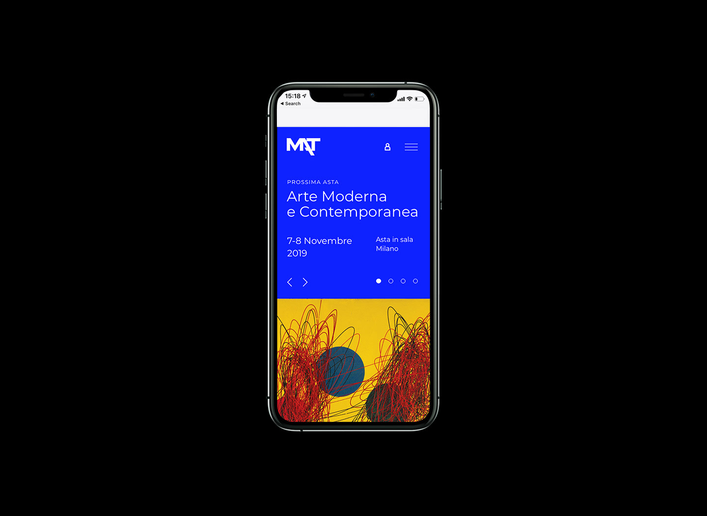 Mediartrade - Webdesign - Responsive