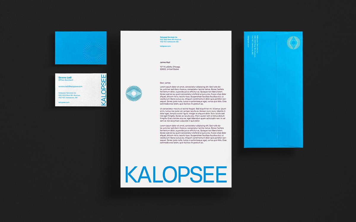 Kalopsee - Identità Visiva