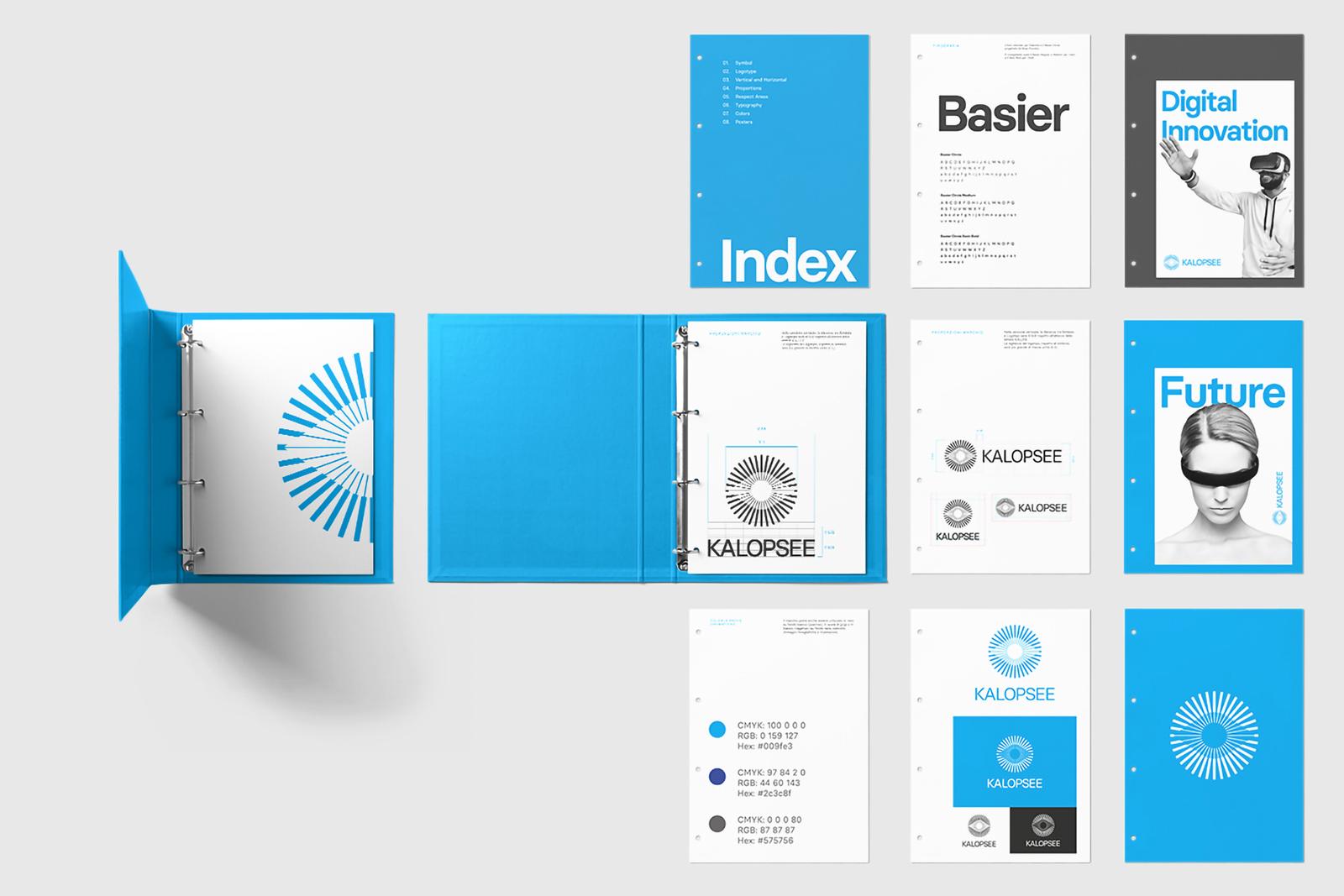 Kalopsee - Manuale del marchio