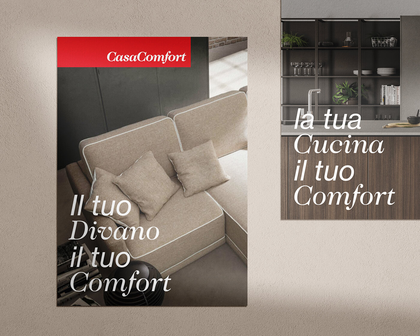 Casa Comfort - Posters