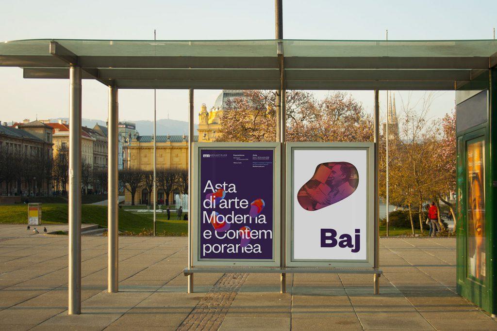 Mediartrade Exhibition - Poster e Advertising