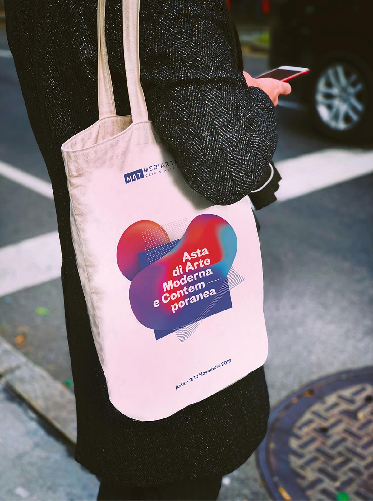 Mediartrade Exhibition - Shopping Bag