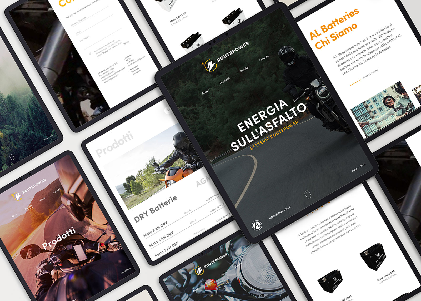 Studio K95 – Routepower - Siti Web Responsive