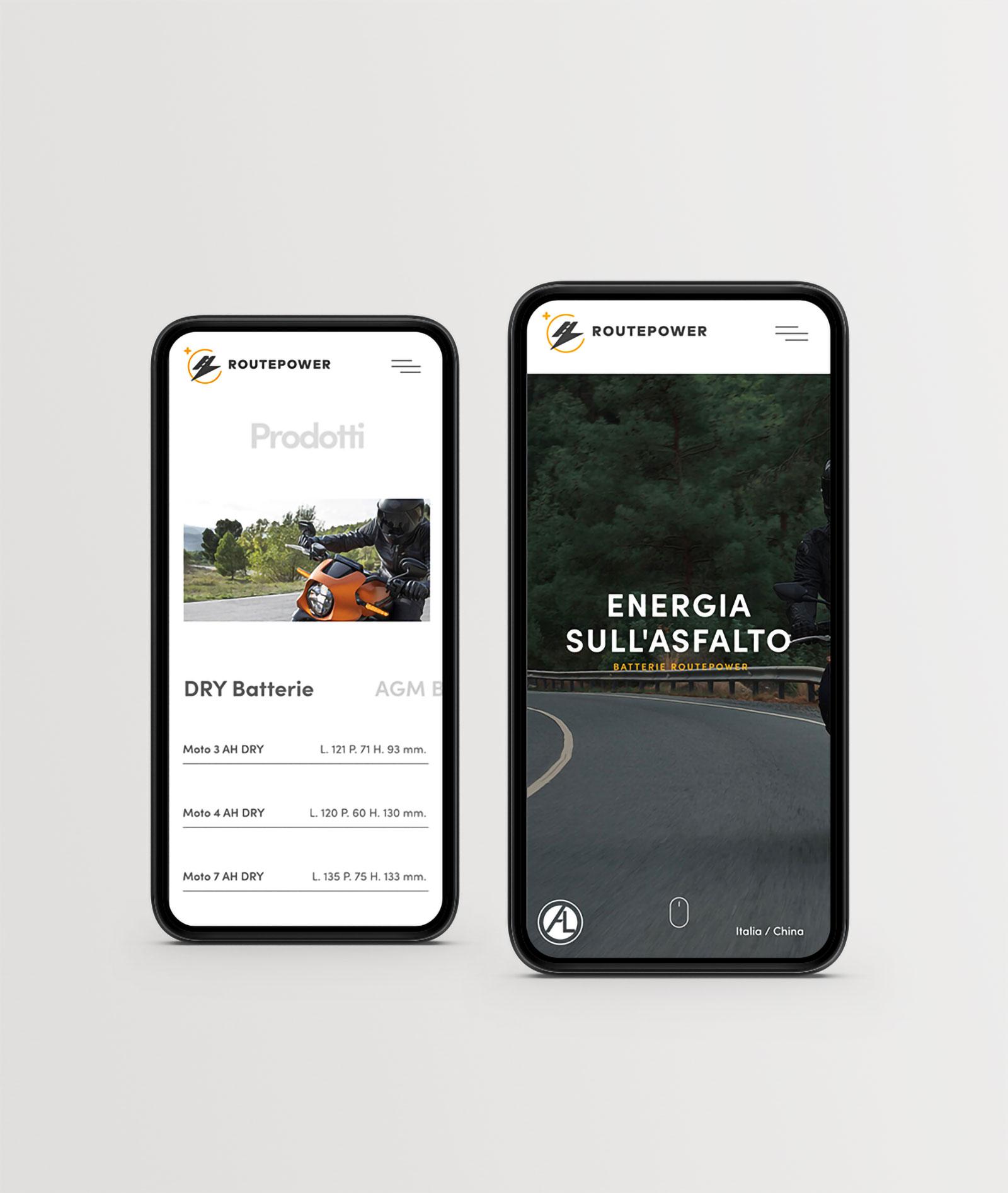Studio K95 – Routepower - Web Responsive