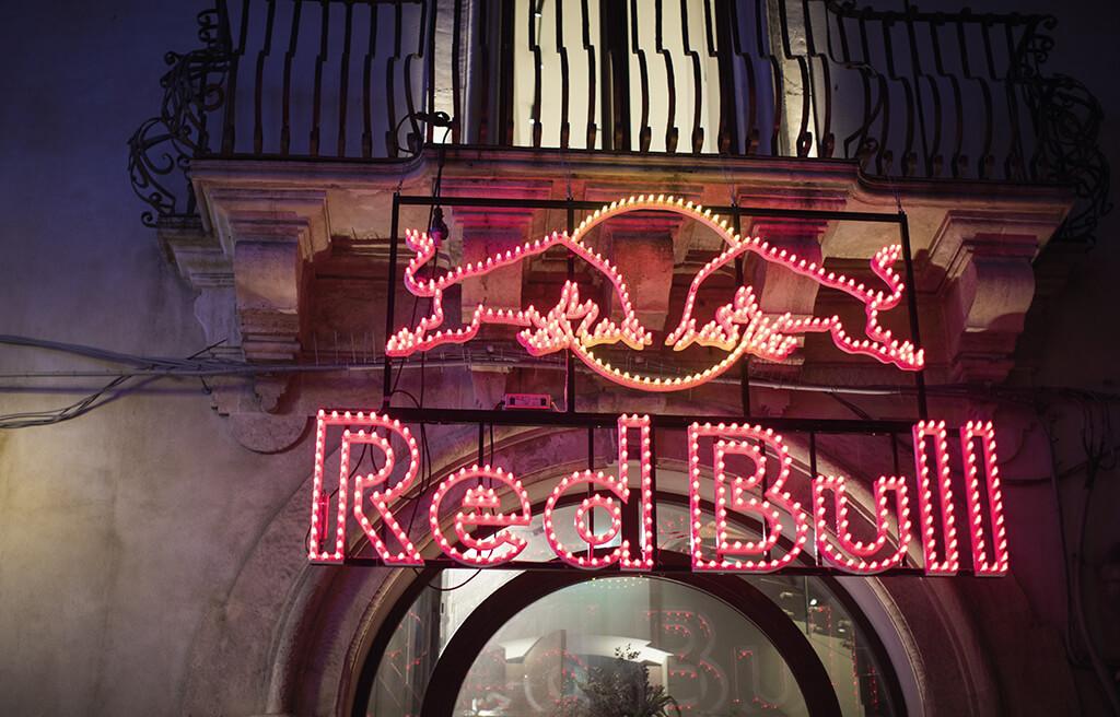 Red Bull evento a Catania